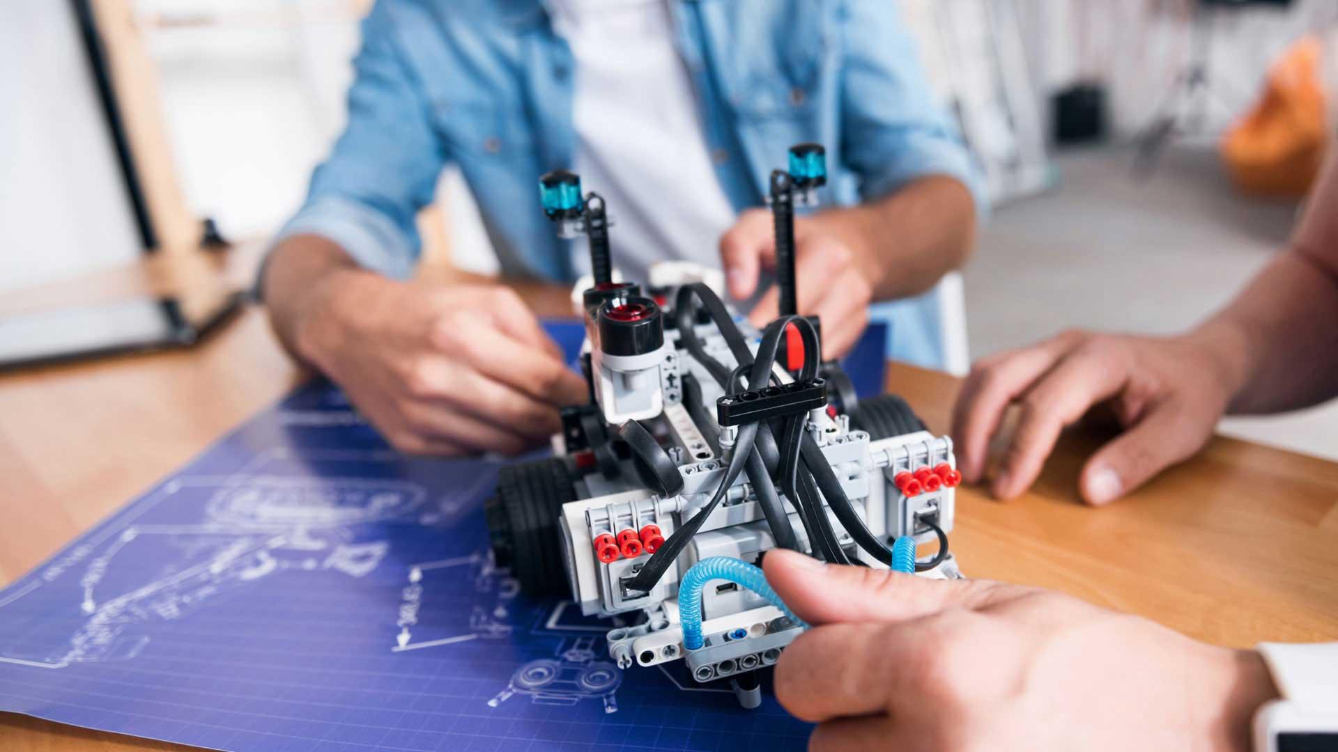 TECH-XP-ROBOTIC